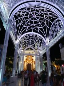 Plaza Virgen del Rocio