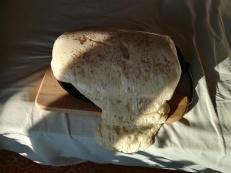 overexpanding dough